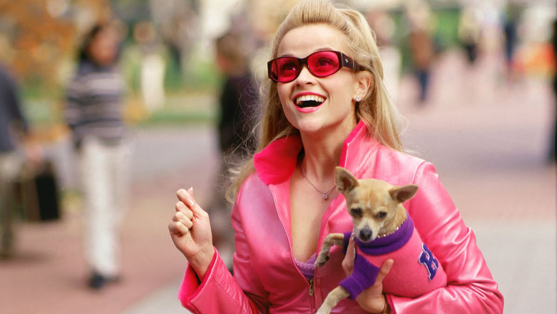 Break ups, Legally Blonde, Reese Witherspoon