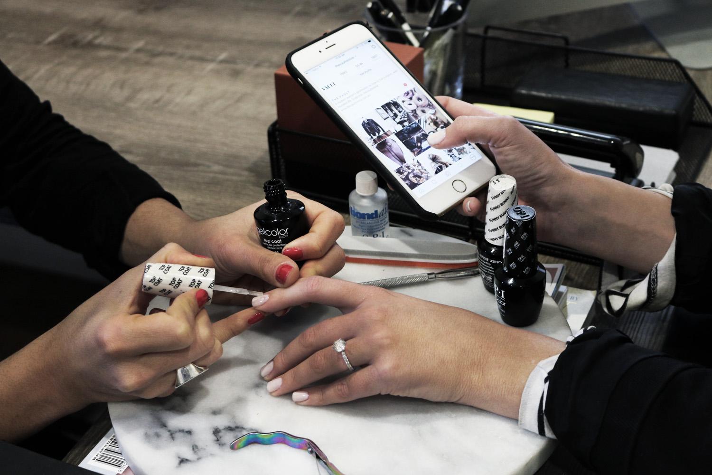 Nails, Manicure, Pedicure, Nailed at work, Nail art, Nail polish