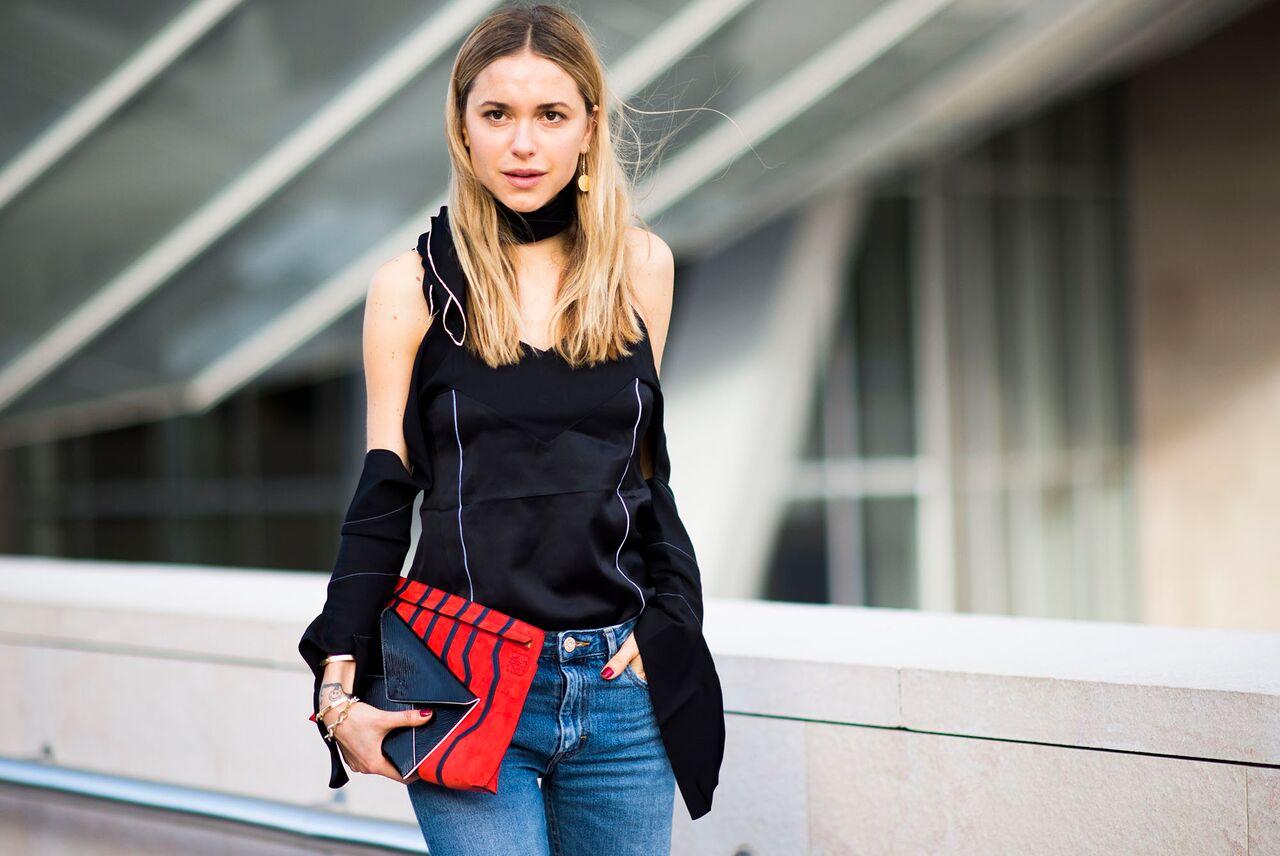 Pernille teisbaek streetstyle 2016, staple items in wardrobe according to fashion girls