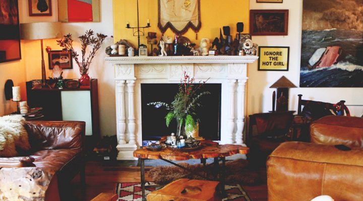 AT HOME WITH ERIN WASSON