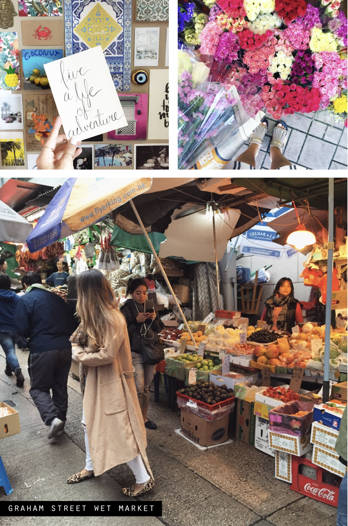 How to visit hong Kong according to a blogger, fashion online the vault