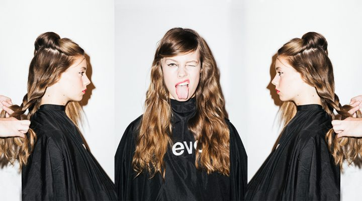 HOW TO: ACHIEVE SOFT SWEEPING LOCKS
