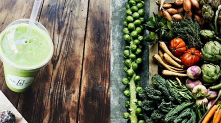 FIVE SKIN SUPERFOODS