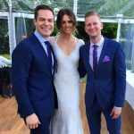 JESINTA CAMPBELL BUDDY FRANKLIN WEDDING