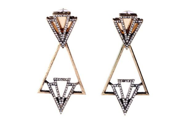 THE GATSBY EARRINGS