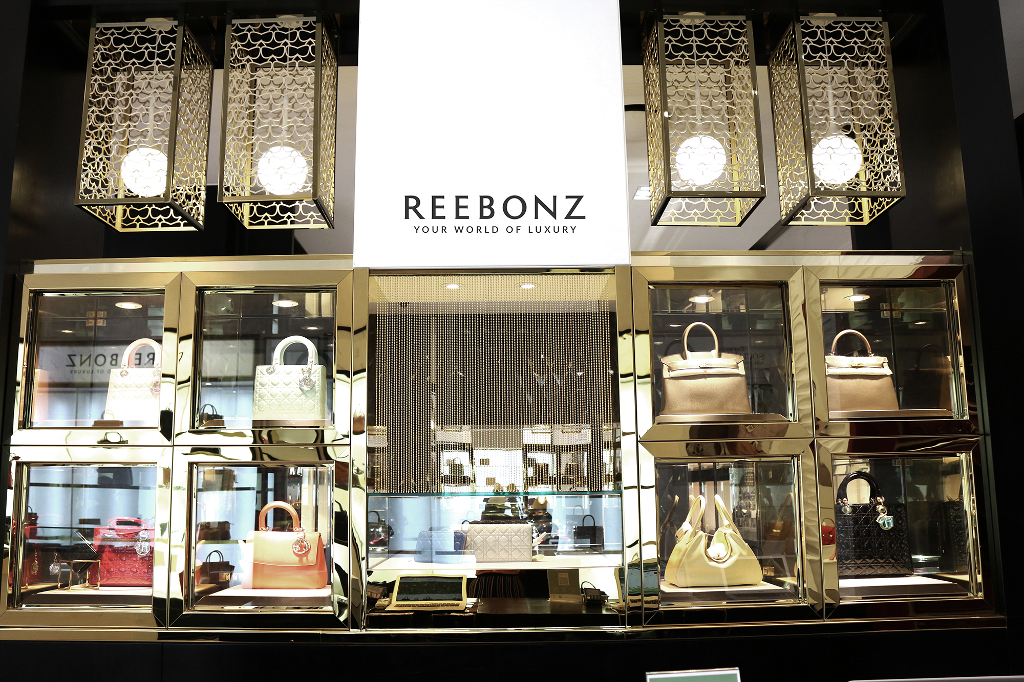 reebonz store designer discounted, the vault online