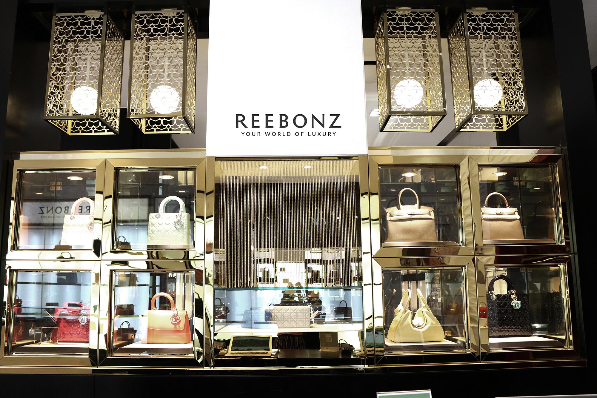 reebonz store designer discounted, the vault online