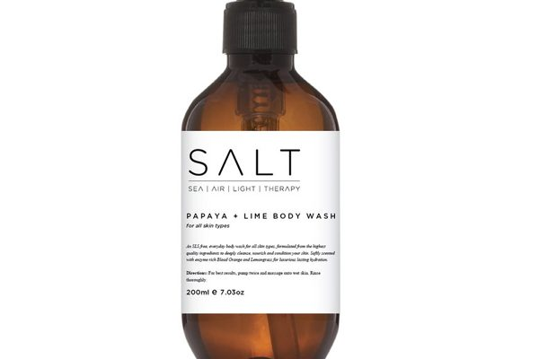 PAPAYA & LIME BODY WASH