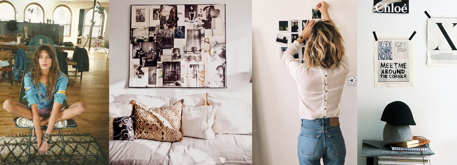TRES CHIC: MOVING OUT ON A BUDGET