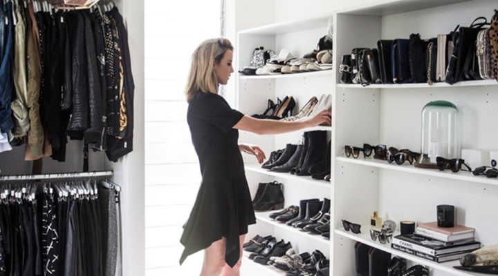 WARDROBE ORGANISATION DECODED